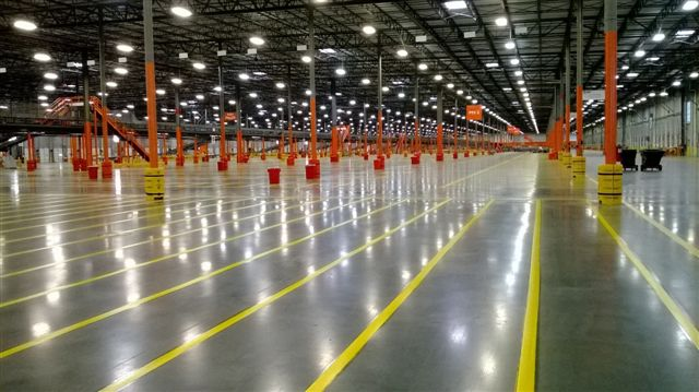 Home Depot Distribution Center Dallas